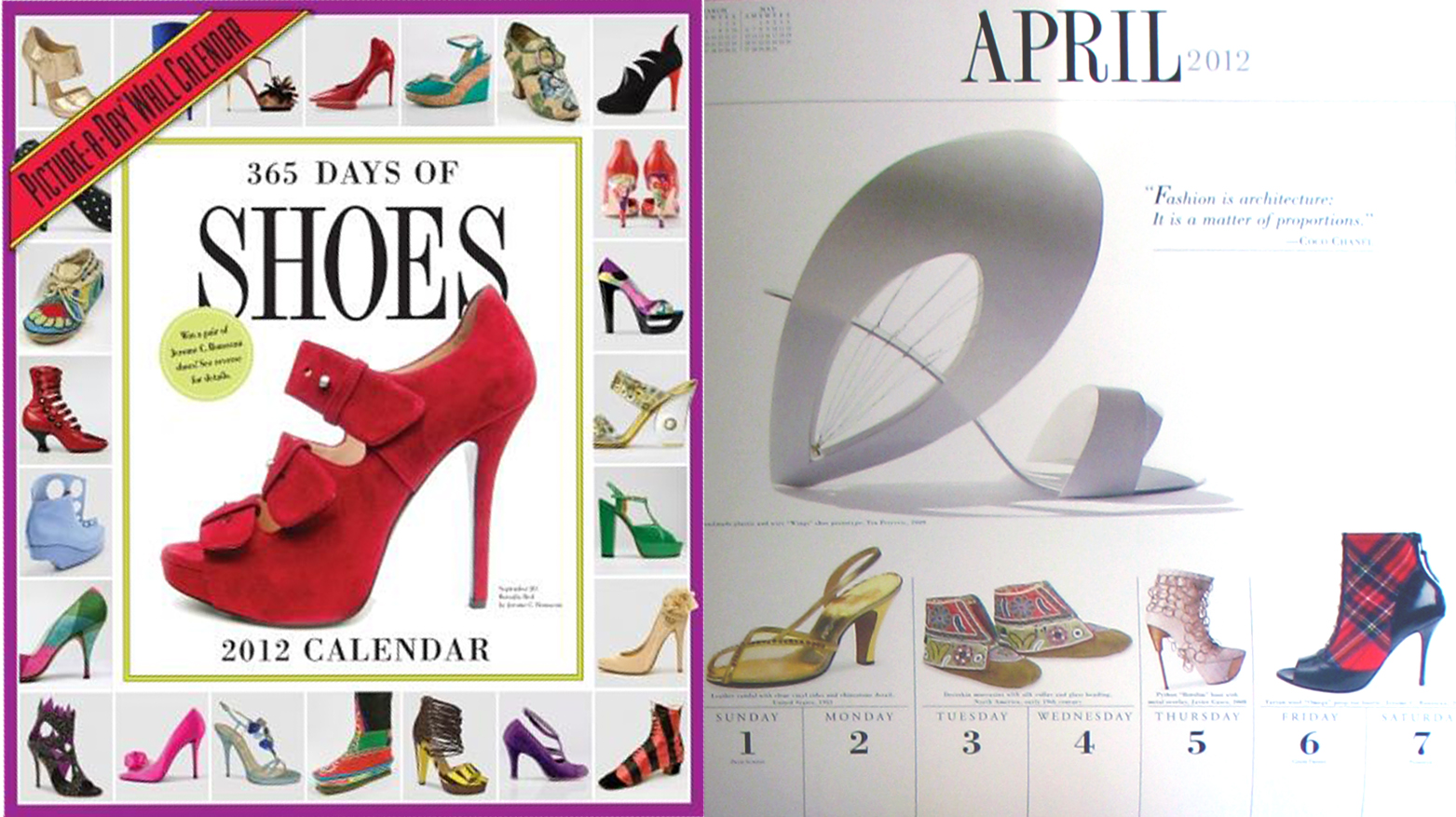 365 days of shoes 2012