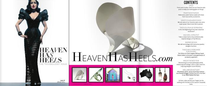 heaven has heels